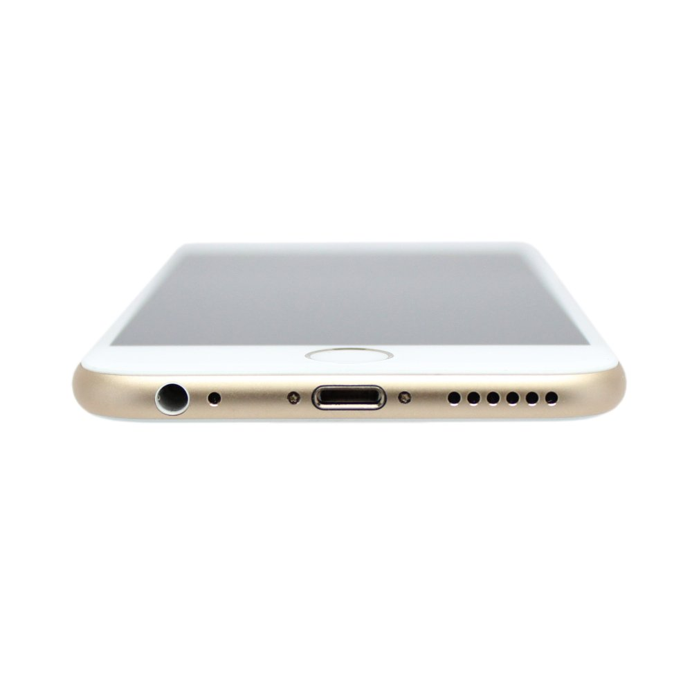 Apple iPhone 6 Plus, GSM Unlocked, 16GB - Gold (Certified Refurbished) by Apple (Image #3)