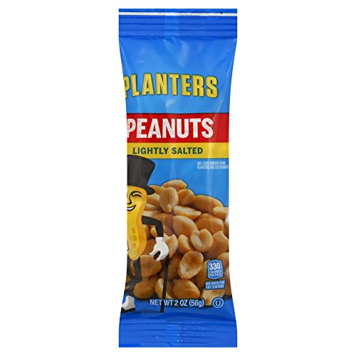 Pack of 36 Planters Cocktail Peanuts Only $12.06