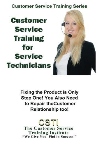 Customer Service Training for Technicians