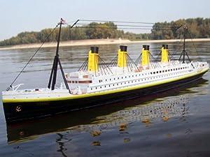RC RMS TITANIC 1:325 R/C BOAT RC SHIP Ready to Run (RTR)