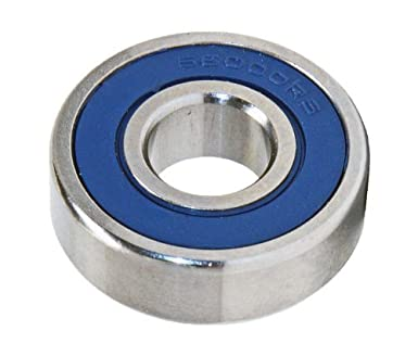 6209-2RS Sealed Radial Ball Bearing 45X85X19 10 pack