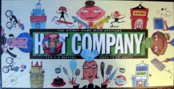 Hot Company: The Board Game with Attitude