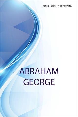 Download Abraham George, Managing Partner at Anydesigns pdf epub