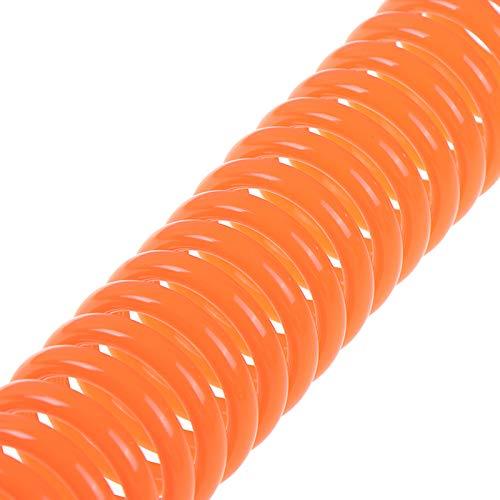 Alaojie Tuyau Flexible en PU 8 mm x 5 mm 6 m pour compresseur dair