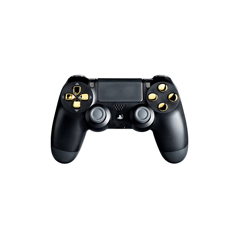 ps4-modded-controller-gold-chrome