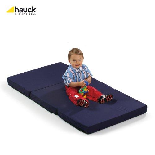 Hauck Baby Center Travel Cot Plus Sleeper Mattress Giraffe