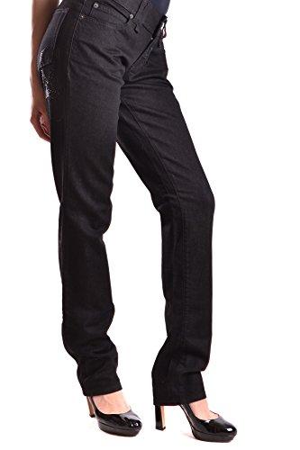 Jeans Nero Donna Galliano MCBI130048O Cotone HxqH4d