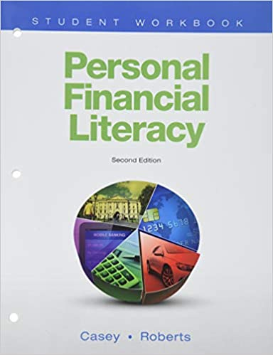 Amazon com: Personal Financial Literacy Workbook for