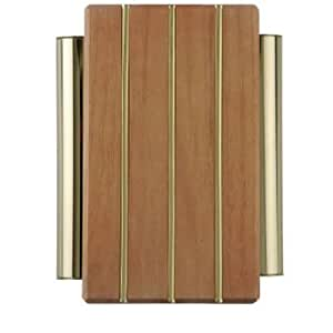 Amazon Com Thomas Amp Betts Dh506 Wired Wood Chime Gold