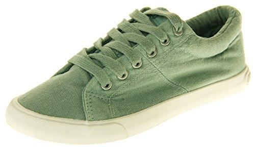 Vert Chaussures Rocket Clair Lacets Dog Menthe Femmes à 86wRq