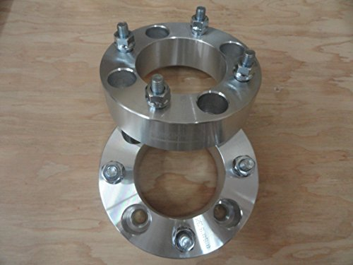 REAR Wheel Spacers Yamaha Raptor 660 2001-2005 Billet HDM NEW 3 INCH TOTAL by Hdm-offroad (Image #2)
