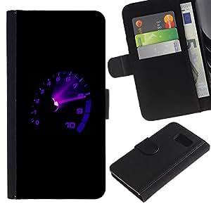 UNIQCASE - Samsung Galaxy S6 SM-G920 - xxxx - Cuero PU Delgado caso cubierta Shell Armor Funda Case Cover