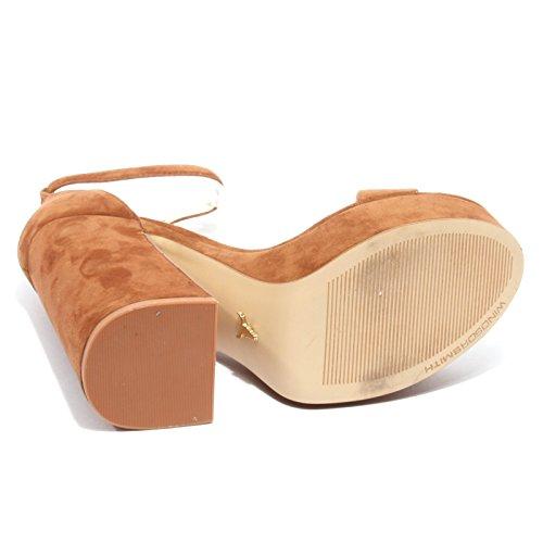 Windsor Smith - Sandalias de vestir para mujer marrón marrón cuero