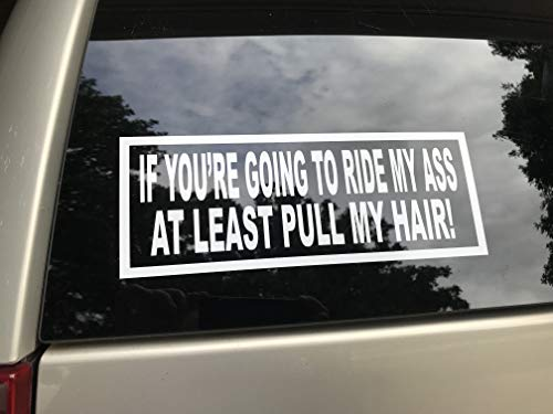 Have thought The ass family bumper sticker that