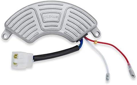 Everest Parts Supplies Voltage Regulator Compatible with Honda EB6500SX EM6000GP Generator AVR 31700-ZD1-A41