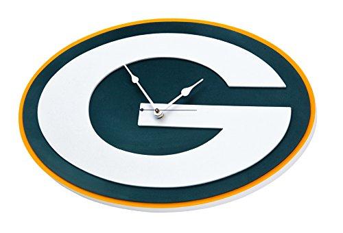 Packers Wall Clocks Green Bay Packers Wall Clock Packers
