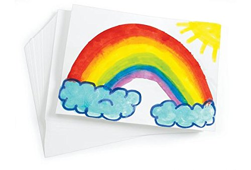Colorations Ultimate Art Paper Sheets product image