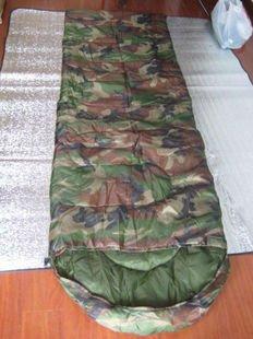 Al aire libre-Camping-saco de dormir BBO camuflaje/sudadera con capucha: Amazon.es: Deportes y aire libre