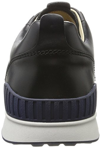 Marc O'Polo Sneaker 70723733502104, Scarpe Basse Uomo Nero (Nero)