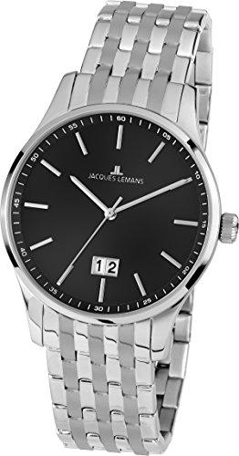 Jacques Lemans LONDON 1-1862M Mens Wristwatch Classic & Simple