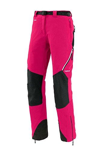 TALLA XL. TRANGO UHSI Extreme UA Pantalón Largo, Mujer, Fucsia/Antracita, XL