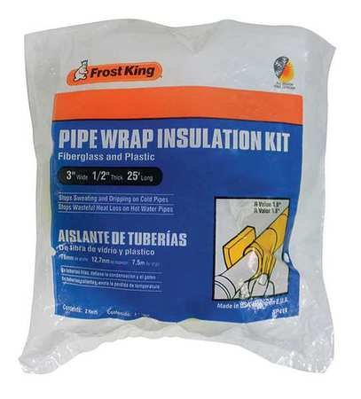 frost king pipe wrap insulation - 5