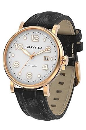 S.8 – 44 – 029 Grayton Automatikuhr fÜr Herren