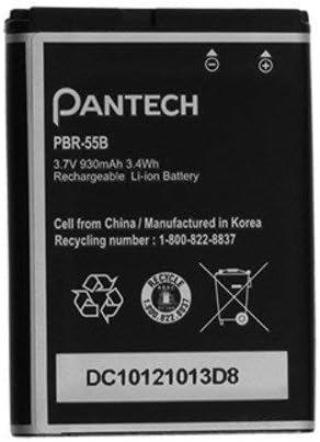 Pantech Rechargeable 930mAh OEM Battery for Pantech Impact PBR-55B