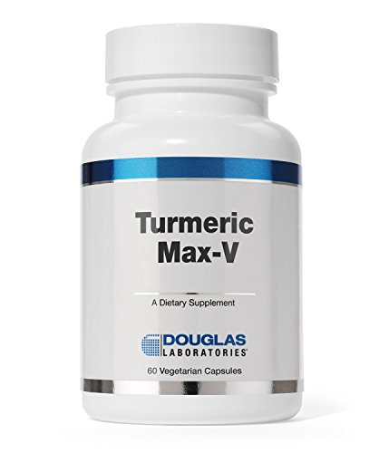 Douglas Laboratories - Turmeric Max-V - Standardized Curcumin to Support Joint and Muscle Function* - 60 Capsules