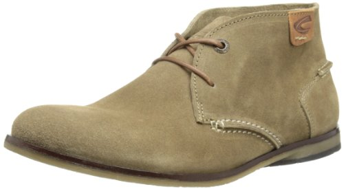 camel active Mapa 11 369.11 Herren Desert Boots Braun (Mushroom)