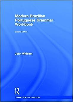 Book Modern Brazilian Portuguese Grammar Workbook (Modern Grammar Workbooks)
