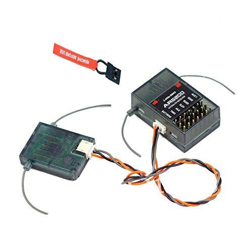 Kamas Compatible with The American Brand 2.4GHz AR6200 SPEKTRUM Receiver (Bulk) spot