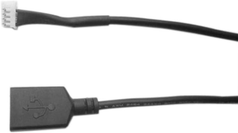 USB Port Audio Sound Cable Adapter for Peugeot 307 407 308 Citroen C2 C4 C5