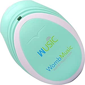Womb Music Heartbeat Baby Monitor by Wusic - Listening to the sounds your baby makes is like music to a mommy's ears! The perfect pregnancy gift for a new mommy