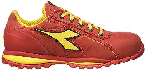 S3 Hro 36 UK Rosso Low Adults' Red Unisex Diadora Ii 5 EU Glove Work Scuro shoes 3 Iqp4wnFtZ
