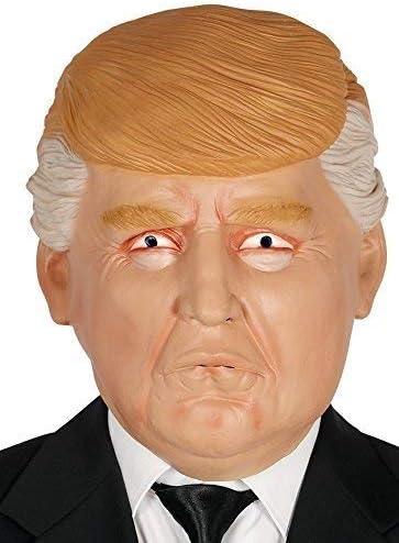 Donald Trump Rubber Mask Fancy Dress Accessory