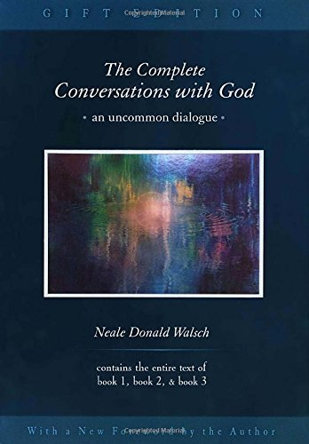 The Complete Conversations with God: An Uncommon Dialogue (Boxed Set) by Neale Donald Walsch (24-Nov-2005) Hardcover
