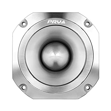 PRV Audio TW350Ti Titanium Bullet Super Tweeter 8 ohms 1 VC Pro Audio High Frequency Driver 105dB 60 Watts RMS Built-in Polyester Capacitor