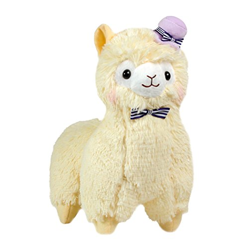 Honcuby Yellow Stuffed Animals Bowknot product image