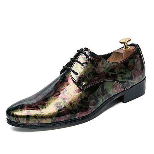 vernice shoes Xiaojuan personalit in da Oxford casual British uomo Business gRn8q4wRx