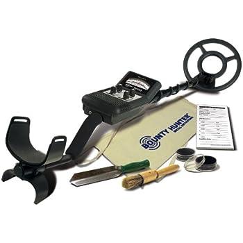 bounty hunter tk4 tracker iv metal detector manual