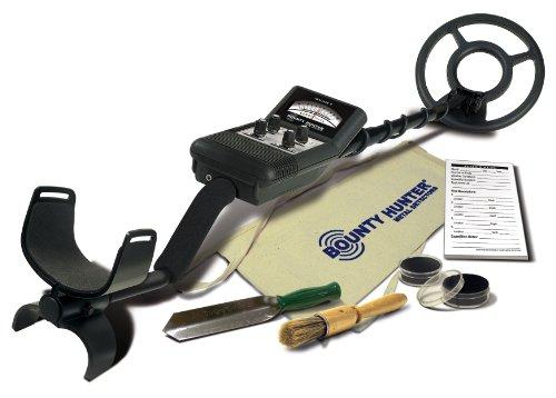 Bounty Hunter Tracker II Metal Detector Archaeology Pro Kit