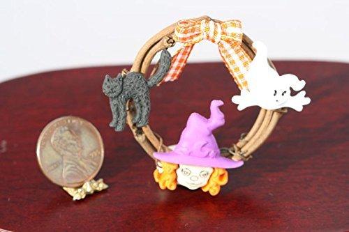 大流行中! ドールハウスミニチュアHalloween by Wreath Wreath Houses by Small Houses by Small Houses B01MXSED3M, コスメの王様:89507d7c --- campdxn.com