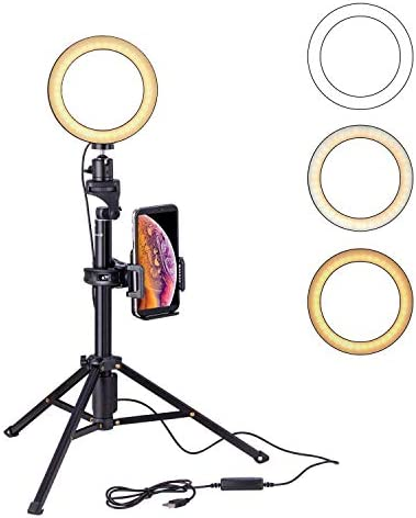 Eocean 6 3inch Ringlight Photography Compatible
