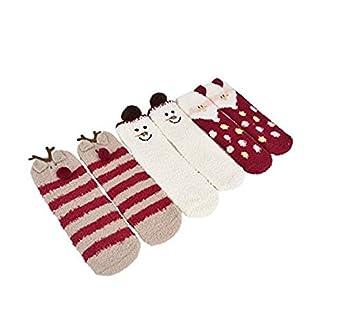 UChic 3Pairs Winter Women Socks 3f253f390