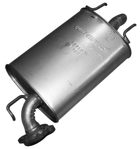 Walker 53373 Quiet-Flow Stainless Steel Muffler Assembly