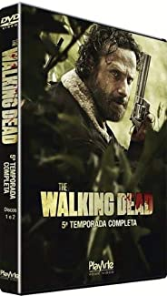 The Walking Dead 5ª Temporada [DVD]