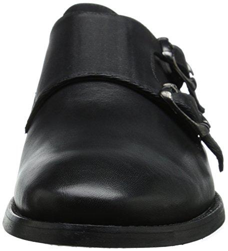 Baco Bucci Heren Kosmos Instappers Loafer Zwart