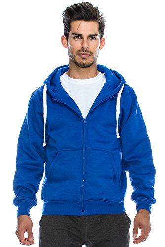 Royal Blue Classic Fleece - 8