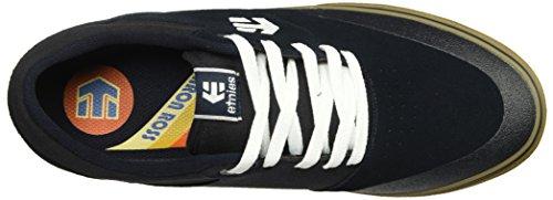 Uomo 4101000425 Scarpe Skateboard da Etnies Gum Blue Navy White IpOq7dwSx